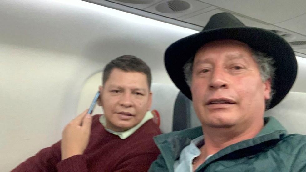 México acoge a dos exfuncionarios de Evo Morales - México acoge a dos exfuncionarios de Evo Morales