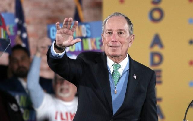 """Bloomberg abrirá la """"primera"""" oficina de campaña presidencial 2020 en Miami - Foto de EFE"""