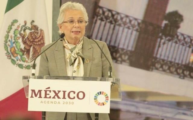 Quien agrede a una mujer nos agrede a todas, asegura Sánchez Cordero - Olga Sánchez Cordero
