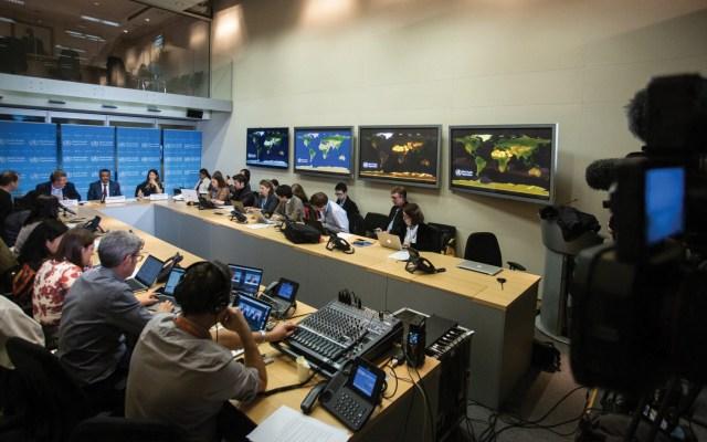 OMS convoca a reunión mundial de científicos que investigan el coronavirus - Foto de WHO