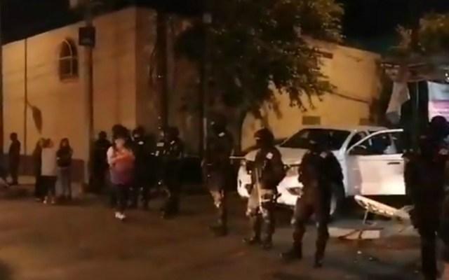 Realizan operativo contra el narcomenudeo en la colonia Morelos; hay un detenido - Foto de Foro tv