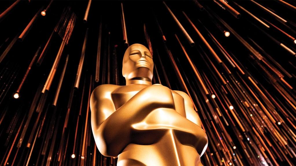 El streaming y su modificación al Óscar - Una réplica de la estatuilla del Óscar. Foto de EFE