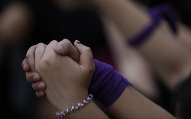 Acompañará la CNDH protestas por 8M - Paro nacional de mujeres. Foto de EFE