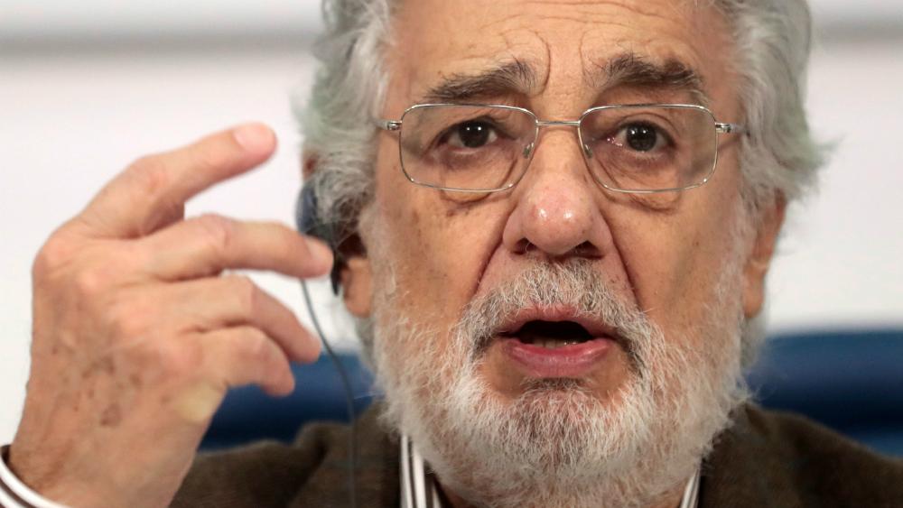 """Plácido Domingo asume su responsabilidad por acoso """"probado"""", según una investigación - Plácido Domingo"""