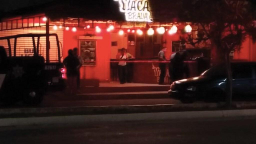 Un muerto y al menos un herido por ataque en restaurante de Playa del Carmen - Foto de Noticaribe