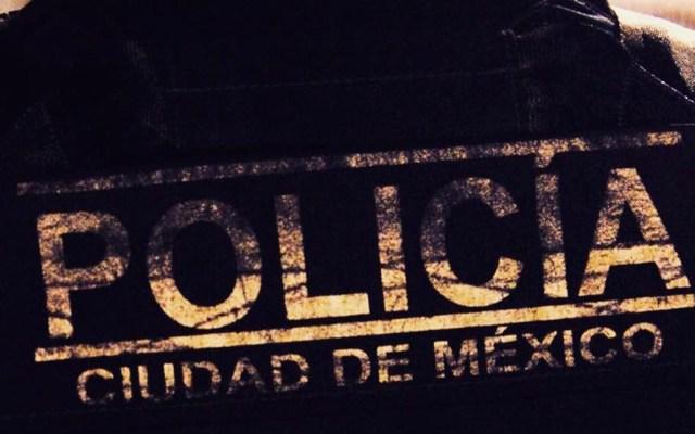 Detienen en Tlalpan a siete personas por posesión de presunta droga - Policía de la Ciudad de México. Foto de @policia_cdmx