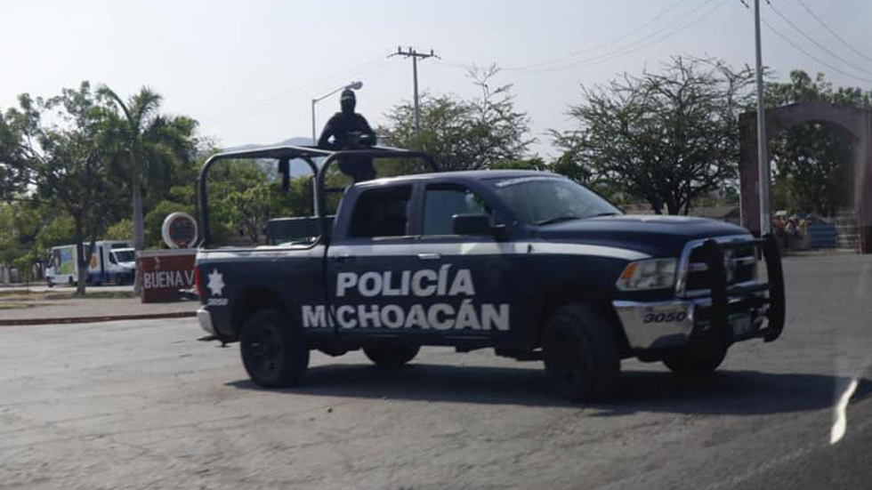 Refuerzan seguridad en Michoacán tras hallazgo de cuerpos en Zitácuaro - Michoacán