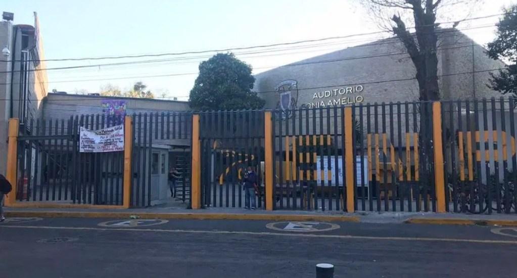 UNAM desmiente retención de siete jóvenes en la Prepa 6 - Reanudan clases en CCH Azcapotzalco y Prepa 6 de la UNAM