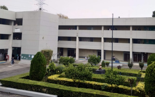 Reanuda actividades este jueves la Prepa 1 de la UNAM - Foto de Google Maps