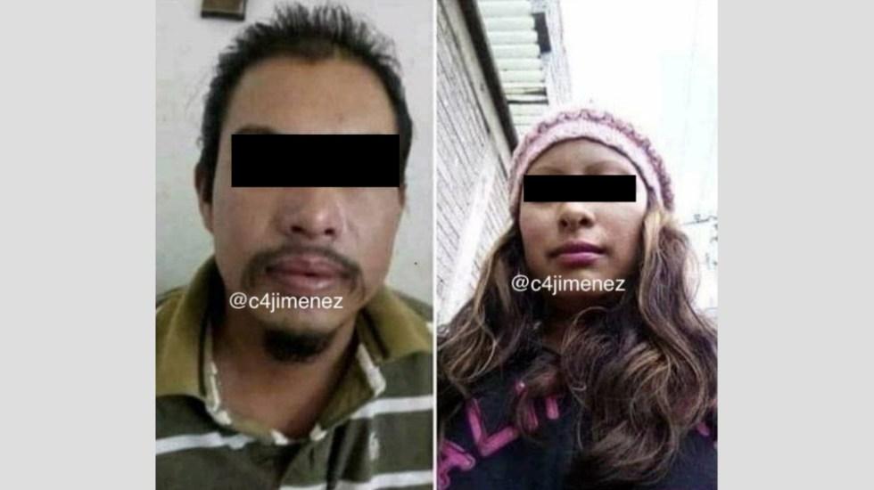 Secuestradores y asesinos de Fátima están casados y tienen hijos - Foto de @c4jimenez
