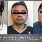 Detienen a tres presuntos feminicidas en Estado de México - Foto de @FiscalEdomex