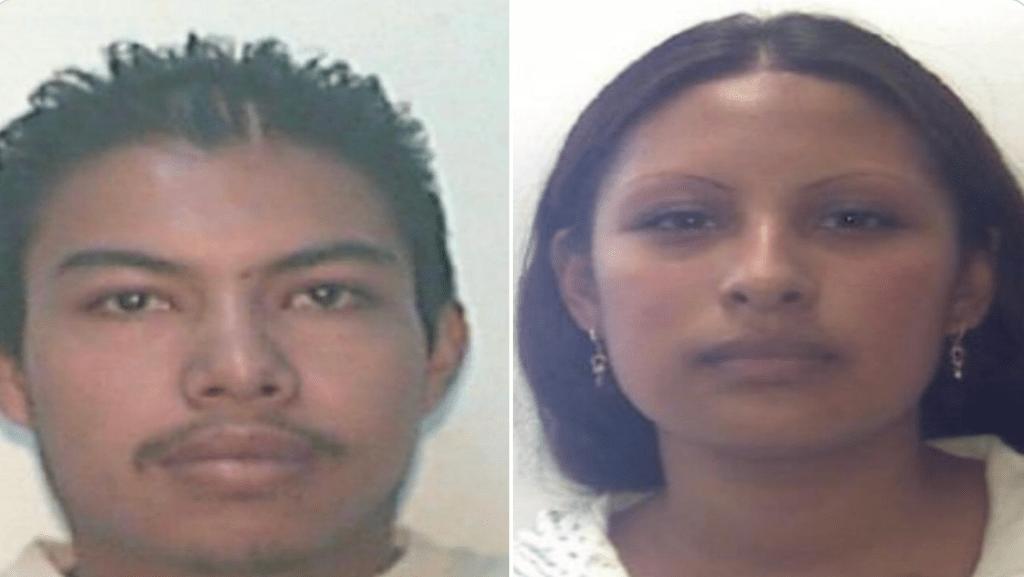 Identifican a dos de los secuestradores y asesinos de Fátima - Los primeros detenidos por el Caso Fátima. Foto de SSC.