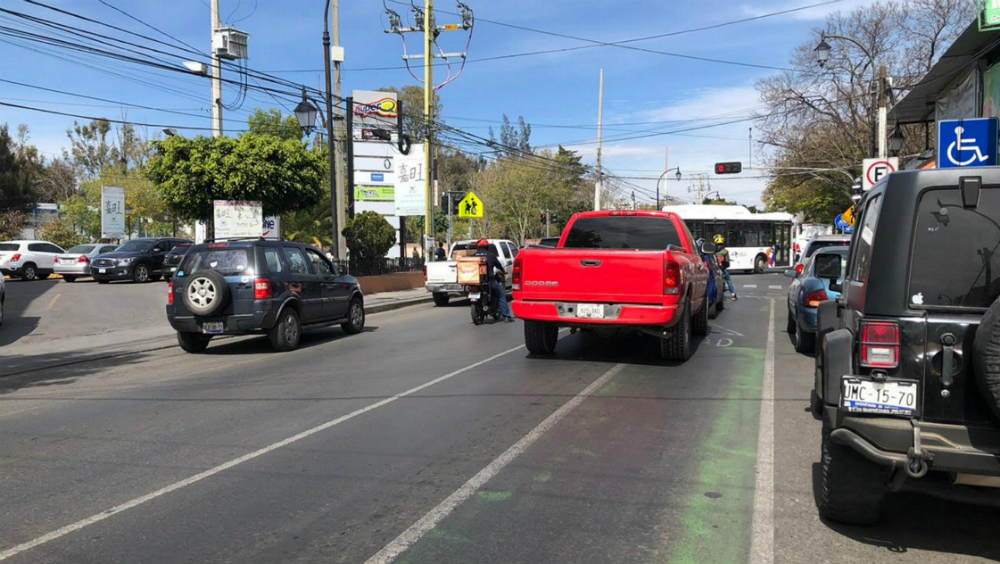 Emiten alerta por contaminación en Querétaro - Foto de Notimex