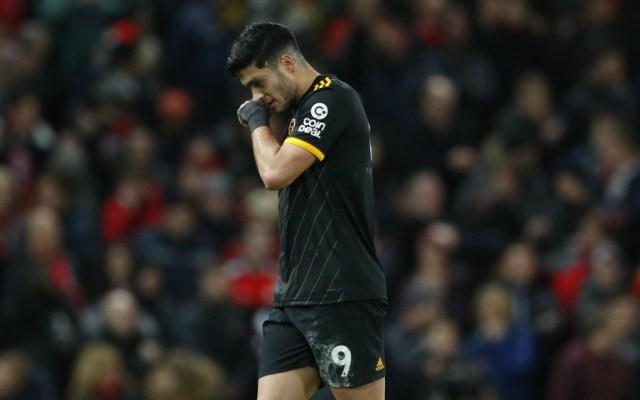 Manchester United y Wolverhampton de Raúl Jiménez empatan sin goles - Foto de EFE
