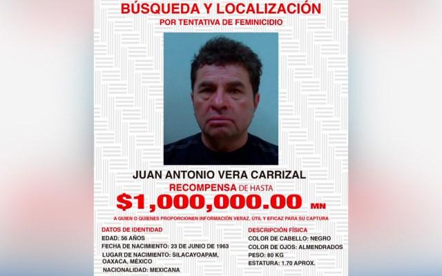 Catean otro domicilio del exdiputado relacionado a ataque de saxofonista - Fiscalía de Oaxaca catea otro domicilio del expriista Juan Vera