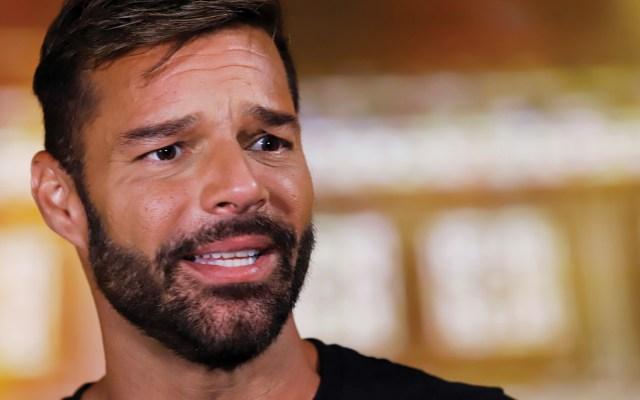 Niño pide en carta que su mamá pueda conocer a Ricky Martin - Foto de EFE