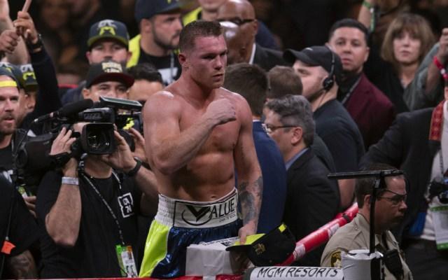 'Canelo' Álvarez asegura que su próximo combate será el 2 de mayo - Foto de Mexsport