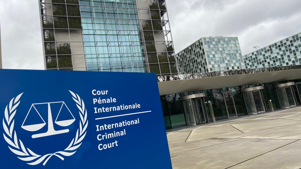 Venezuela denuncia a Estados Unidos ante la Corte Penal Internacional - Sede de la Corte Penal Internacional La Haya. Foto de @CancilleriaVE