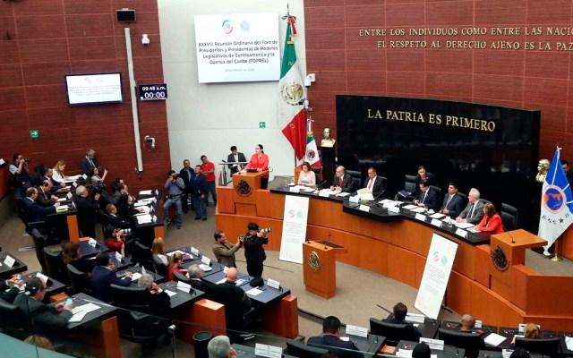 Suspenden eventos en el Senado de la República por coronavirus - Senado de la República. Foto de @senadomexicano