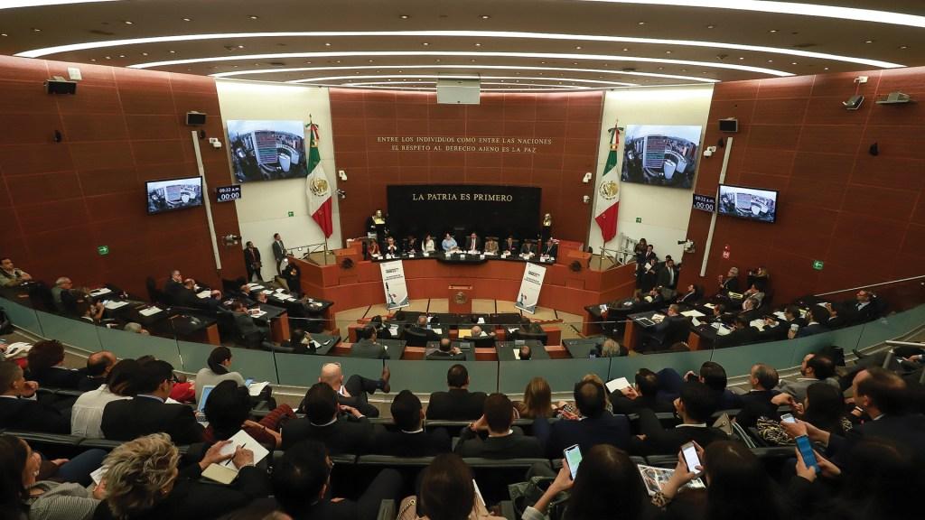 Coparmex respalda a senadores de oposición sobre discusión de Ley de Amnistía - Foto de Notimex
