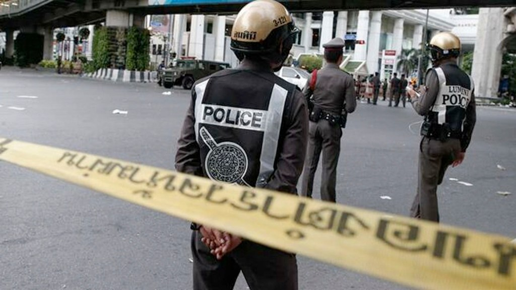 Tiroteo en centro comercial de Tailandia deja al menos 12 muertos - Tiroteo en centro comercial de Tailandia deja al menos 12 muertos