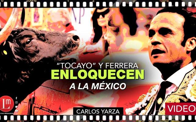 """""""Tocayo"""" de La Joya y Ferrera enloquecen a La México"""