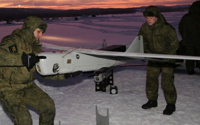 """""""Muchos de nuestros armamentos no tienen similares en el mundo"""", sostiene Putin - UAV Rusia Fuerzas Armadas armamento"""