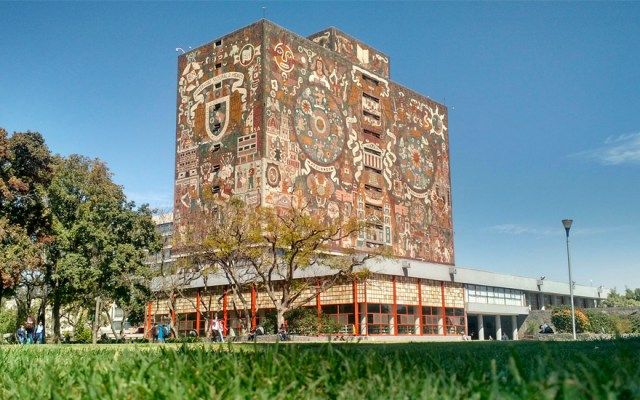 Egresados de la UNAM debemos apoyar para superar retos, declara Meade - Foto de Wikipedia
