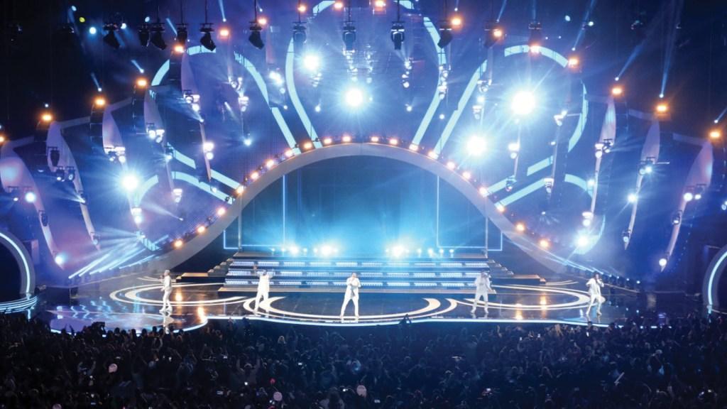 Maroon 5 y Ricky Martin actuarán en Viña del Mar con fuertes medidas de seguridad - Foto de Twitter Viña del Mar
