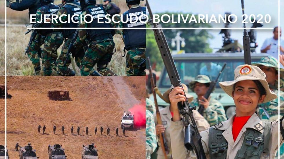 Nicolás Maduro: No le tenemos miedo al combate militar #18Feb