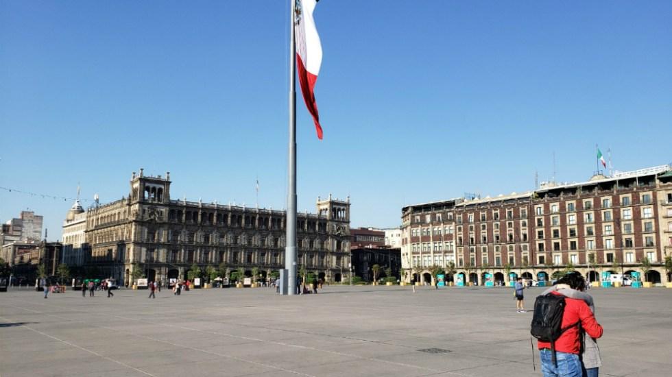 Legisladores acondicionarían el Zócalo capitalino para sesionar con sana distancia - Ciudad de México