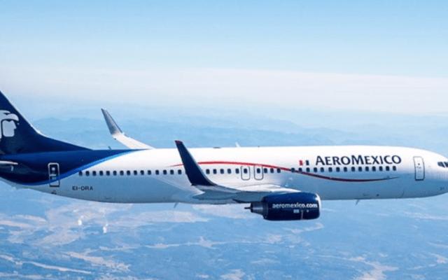 Aeroméxico ajusta sus vuelos a Europa por COVID-19 - Foto de Aeroméxico