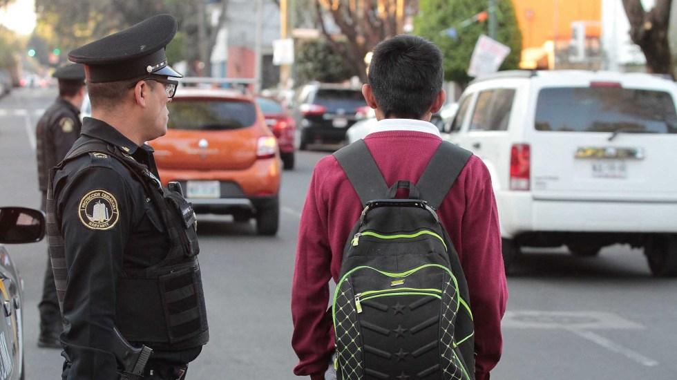 Hay condiciones para clases presenciales en agosto, asegura Sheinbaum - Hay condiciones para regresar a clases presenciales en la Ciudad de México. Foto de Notimex / Archivo