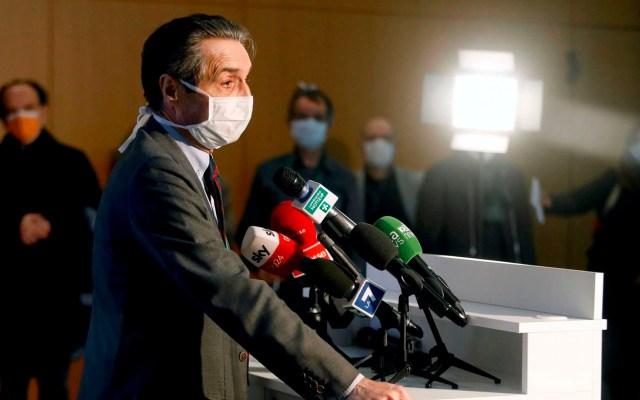 UE ha demostrado su inutilidad en crisis por COVID-19: presidente de Lombardía - Attilio Fontana Lombardía coronavirus COVID-19
