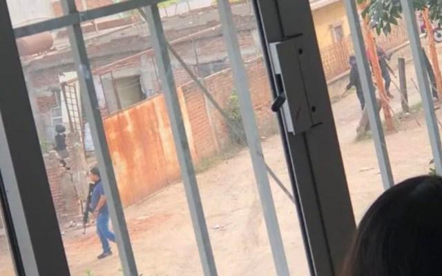 Reportan balacera en Culiacán, Sinaloa - (Foto: @paulroblesmx)