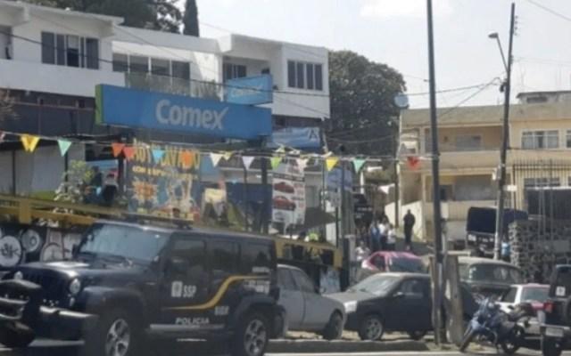 Balacera en Tlalpan deja dos muertos y dos heridos - Foto de Foro TV