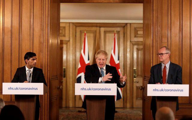 Reino Unido pagará salario a trabajadores que pudieran ser despedidos por COVID-19 - Foto de EFE