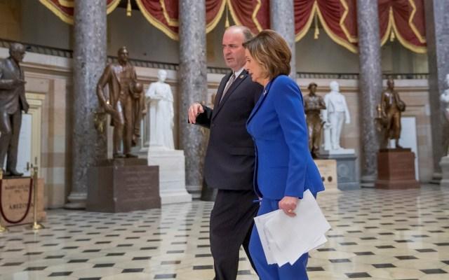 Cámara Baja de EE.UU. aprueba el mayor estímulo de la historia por COVID-19 - estímulo cámara de representantes covid-19 coronavirus