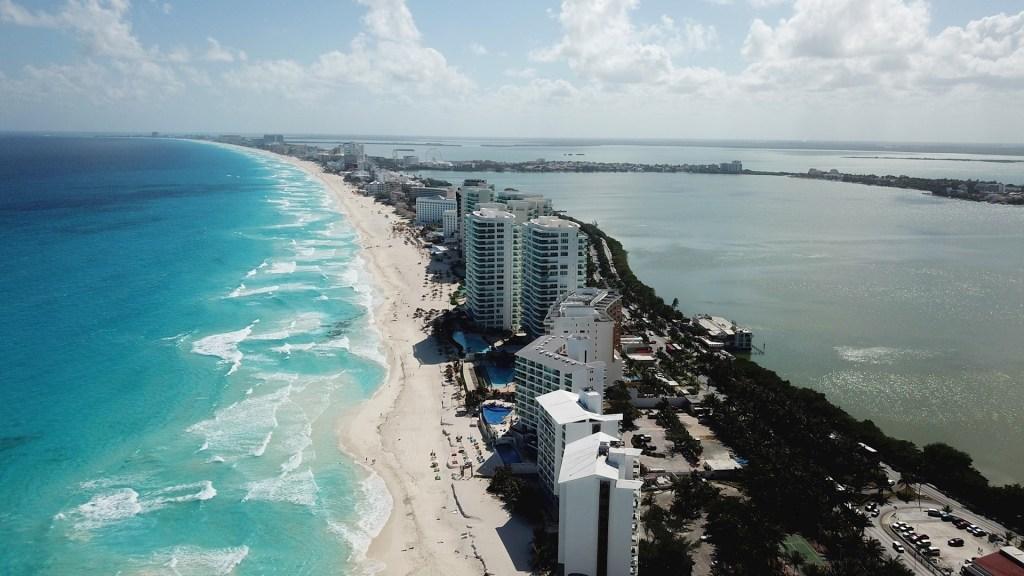 Caribe mexicano con su ocupación más baja en años por COVID-19 - Caribe ocupación Cancún coronavirus covid-19