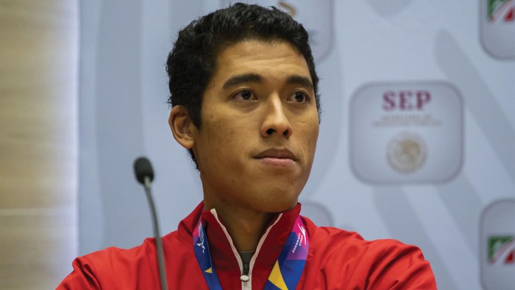 Carlos Sansores obtiene primera plaza olímpica en taekwondo para México - Foto de Mexsport