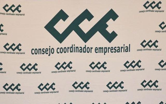 Pide CCE nueva dinámica de colaboración con el Gobierno ante COVID-19 - Foto de @cceoficialmx