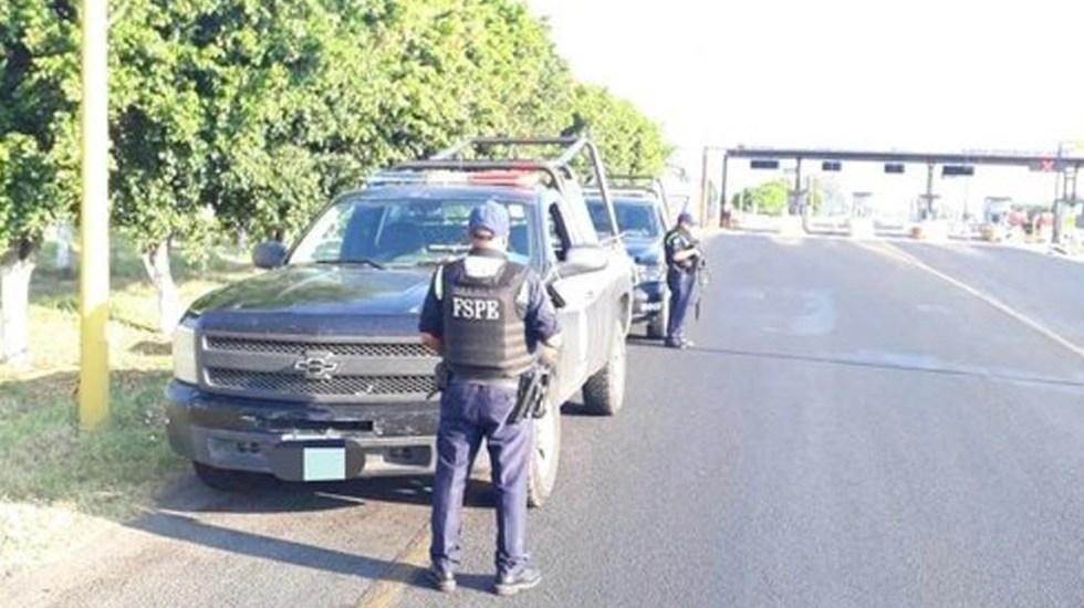 Refuerzan vigilancia en carreteras cercanas a Celaya tras ataques del viernes - Los operativos fueron desplegado la madrugada de este sábado y se mantienen durante todo el día en los tramos carreteros tanto libres como de cuota