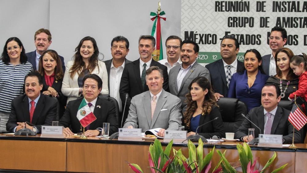 """EE.UU. no ve conveniente abrir """"completamente"""" frontera con México por COVID-19 - Foto de Notimex"""