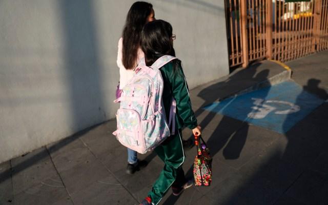 Regreso a clases, con semáforo verde y por estado: Esteban Moctezuma - Foto de EFE. (Archivo)