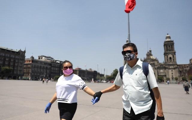 Sánchez Cordero llama a reforzar la familia durante contingencia por COVID-19 - Ciudad de México COVID-19 coronavirus cubrebocas