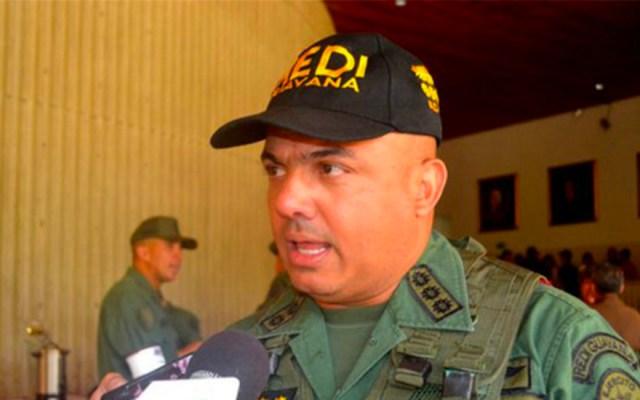 Cae el primero de los imputados del régimen de Maduro por pertenecer al Cártel de los Soles - Clíver Antonio Alcalá Cordones. Foto de El Nacional