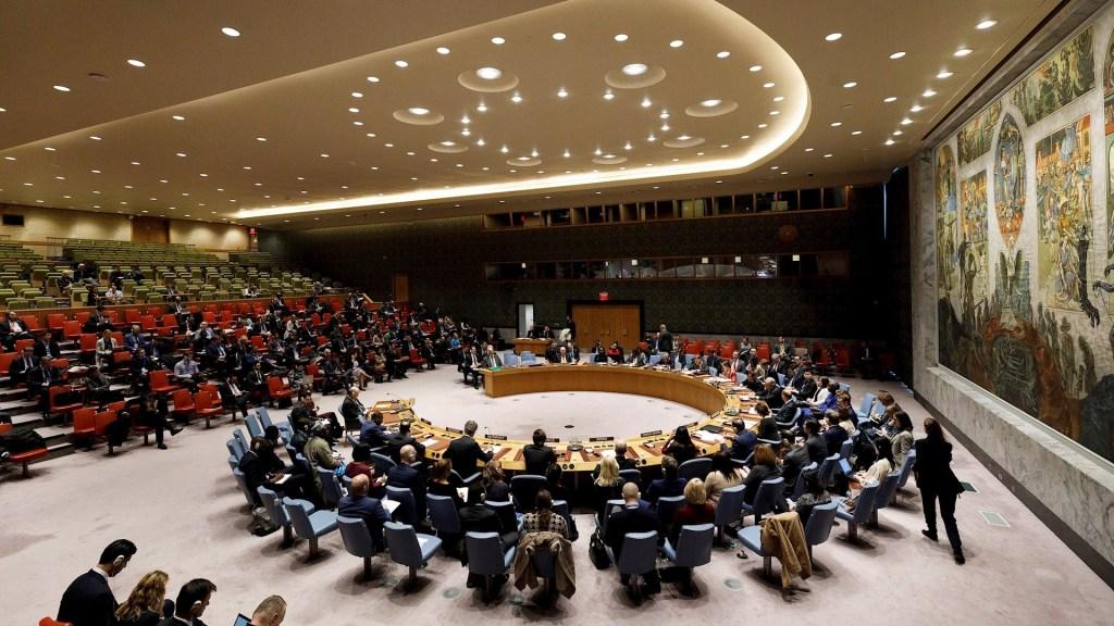 Tensiones internacionales marcan en la ONU los 75 años de la derrota del nazismo - Consejo de seguridad ONU covid-19 coronavirus