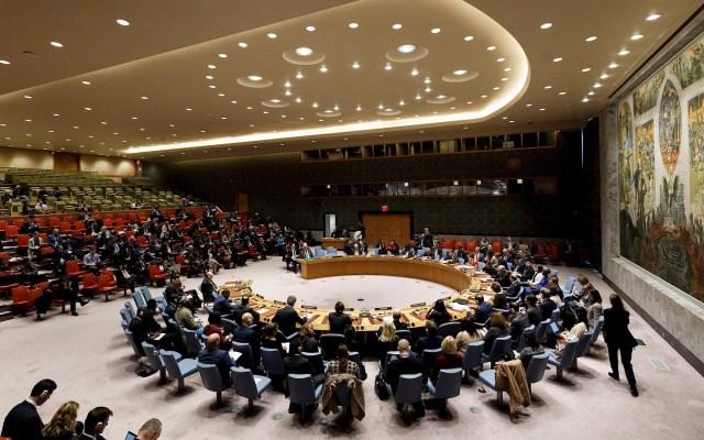 Consejo de Seguridad de la ONU suma dos semanas sin reunirse por COVID-19 - Consejo de seguridad ONU covid-19 coronavirus