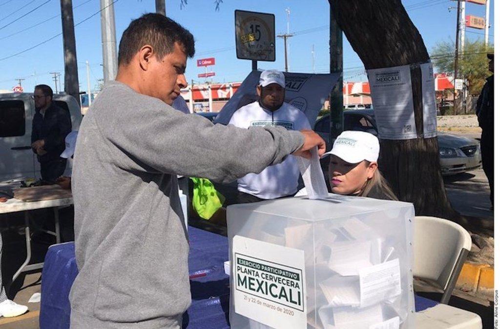 CCE rechaza resultados de consulta en Baja California - Foto de @Latitud21mx
