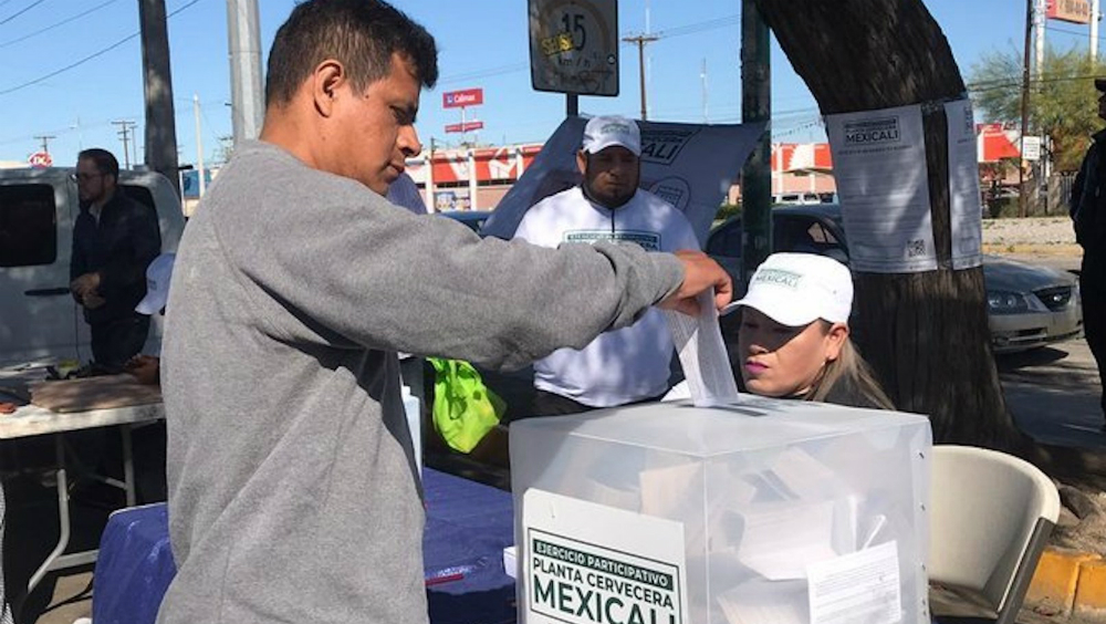 IMEF rechaza consulta por cervecera en Mexicali - Foto de @Latitud21mx